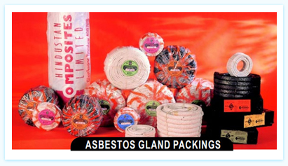 Asbestos Self Lubricated Graphite Packing